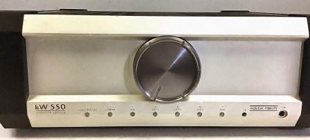 Musical Fidelity KW 550 усилитель