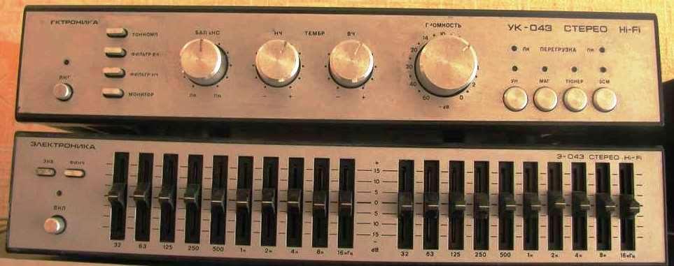 Электроника УК-043