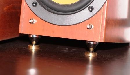 шипы в акустике Panasonic