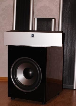 Электростатическая акустика Final Sound + сабвуфер