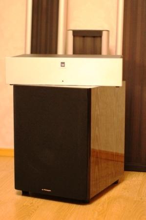 комплект Электростатическая акустика Final Sound +саб