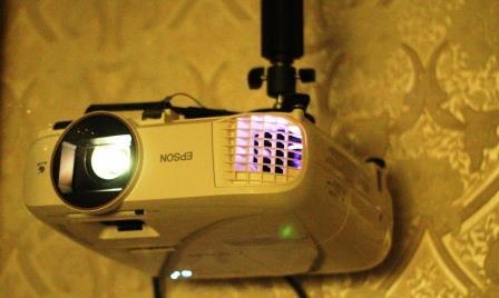 фото проектора Epson EH-TW5650