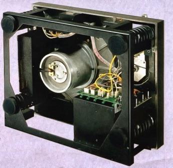 Denon DP-100 внутри