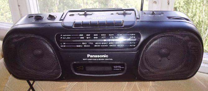 Panasonic RX FS430