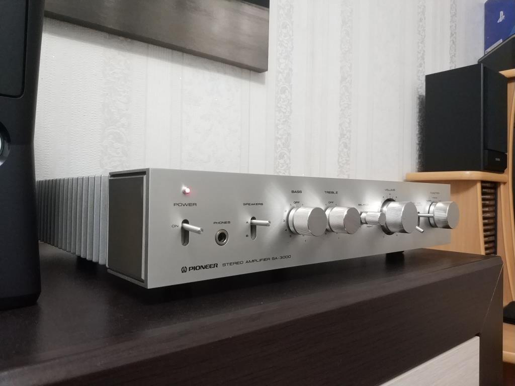 Pioneer SA-3000