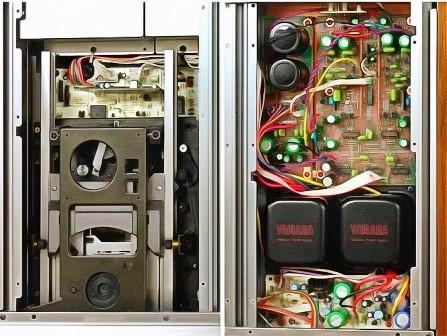 Yamaha CDX 10000
