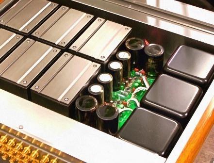 Yamaha CX-10000_внутри
