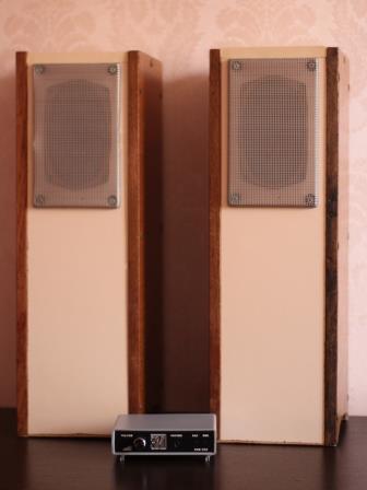 акустика на 3ГДШ + ЦАП ЗМ 500