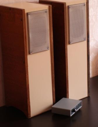 акустика на 3ГДШ + ЦАП