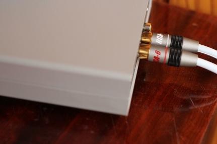 Кабель Supra Dual RCA + ЦАП РСМ 500