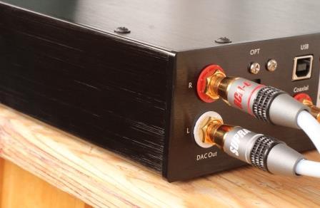 Кабель Supra Dual RCA + ЦАП 11.38