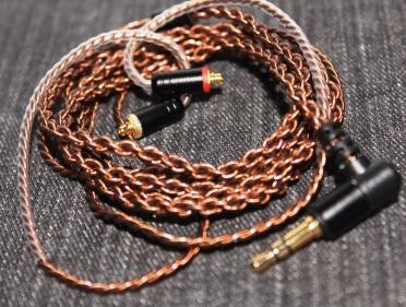 наушники KB EAR Opal кабель