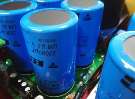 клон Дартзил конденсаторы внутри