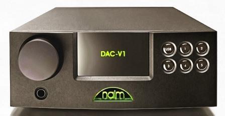Naim DAC-V1 обзор