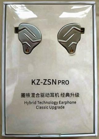 наушники KZ ZSN PRO