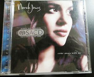 Norah Jones - Come Fly With Me – SACD - Multichannel
