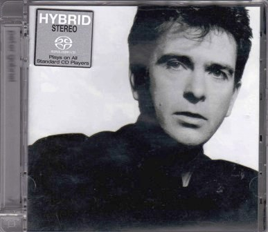 Peter Gabriel – Security – SACD – Stereo