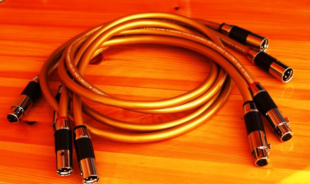 кабель Cardas GOLDEN 5C купить