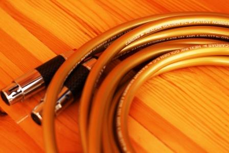 кабель Cardas GOLDEN 5C с XLR