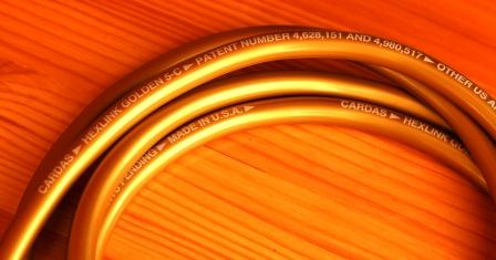 Cardas GOLDEN 5C xlr