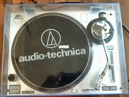 audio-technica-at-lp120-usb купить