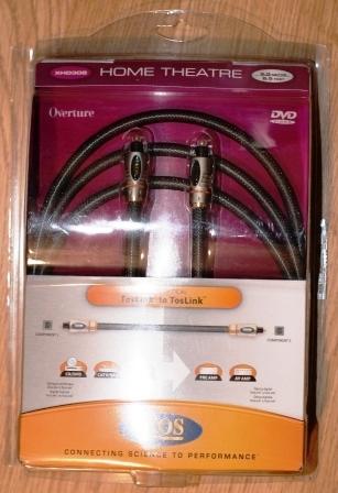 Оптический кабель IXOS Overture XHD308 в коробке
