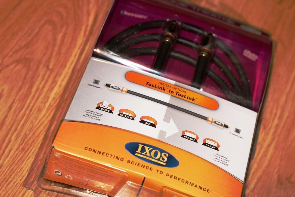 Оптический кабель IXOS Overture XHD308 коробка