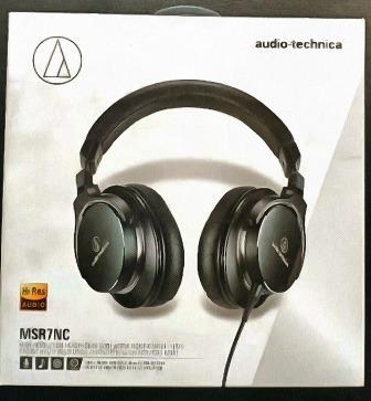 коробка Audio-Technica ATH-MSR7NC