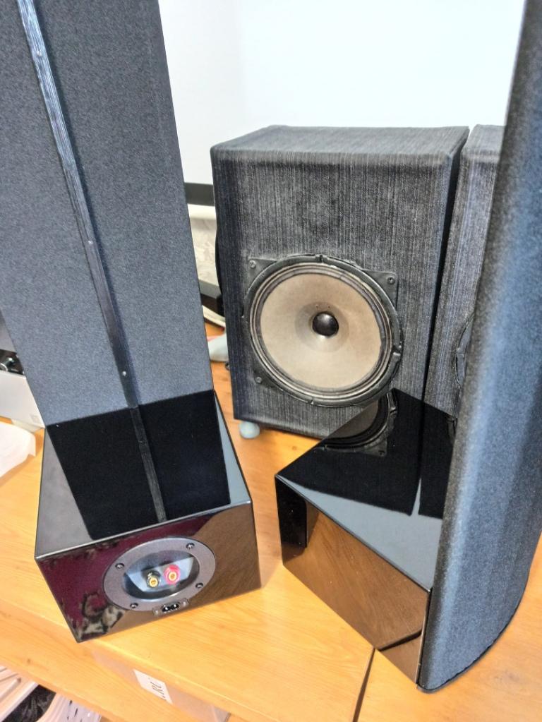 Статик ЗМ акустика купить