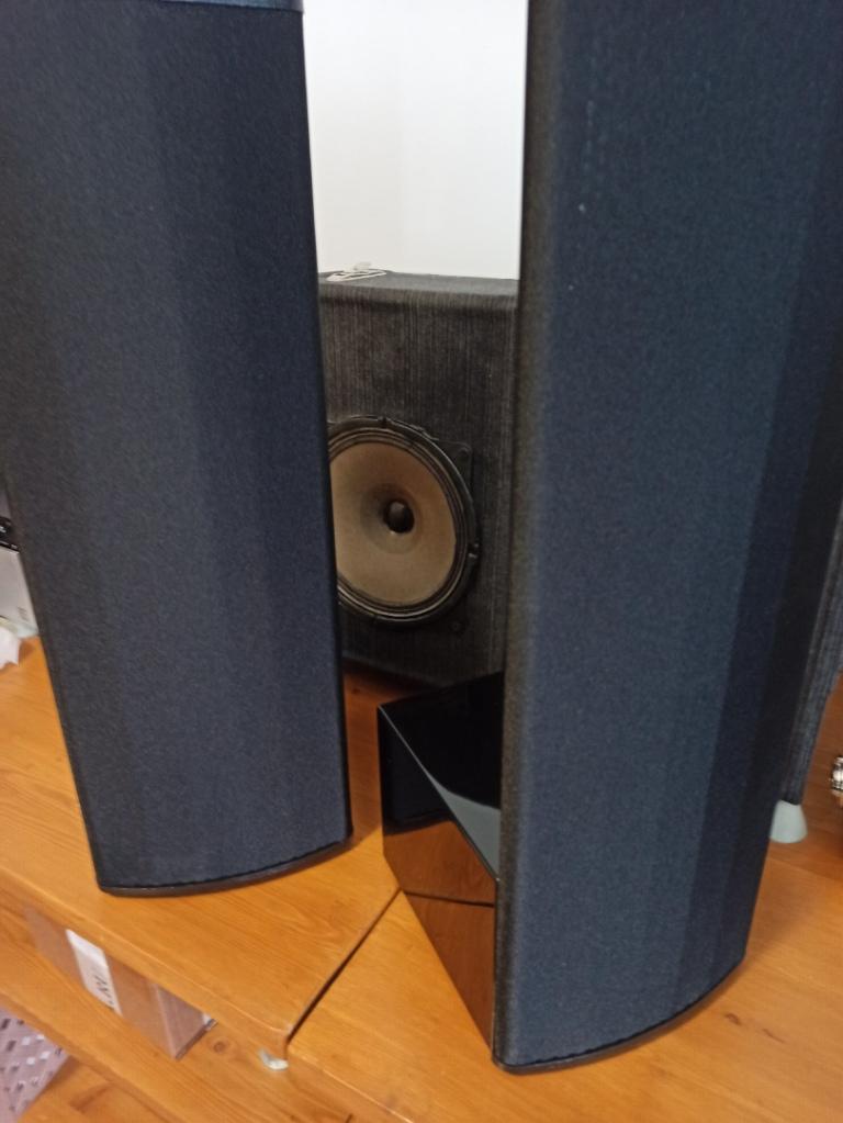Статик ЗМ акустика рояльный лак корпуса
