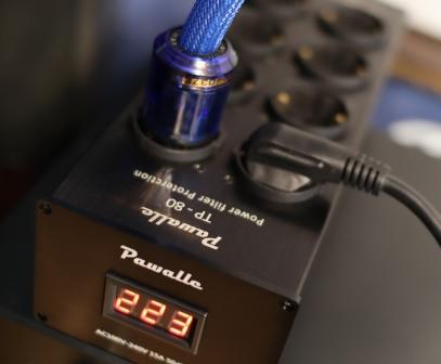 сетевой фильтр для аудио техники - подключаем слушаем