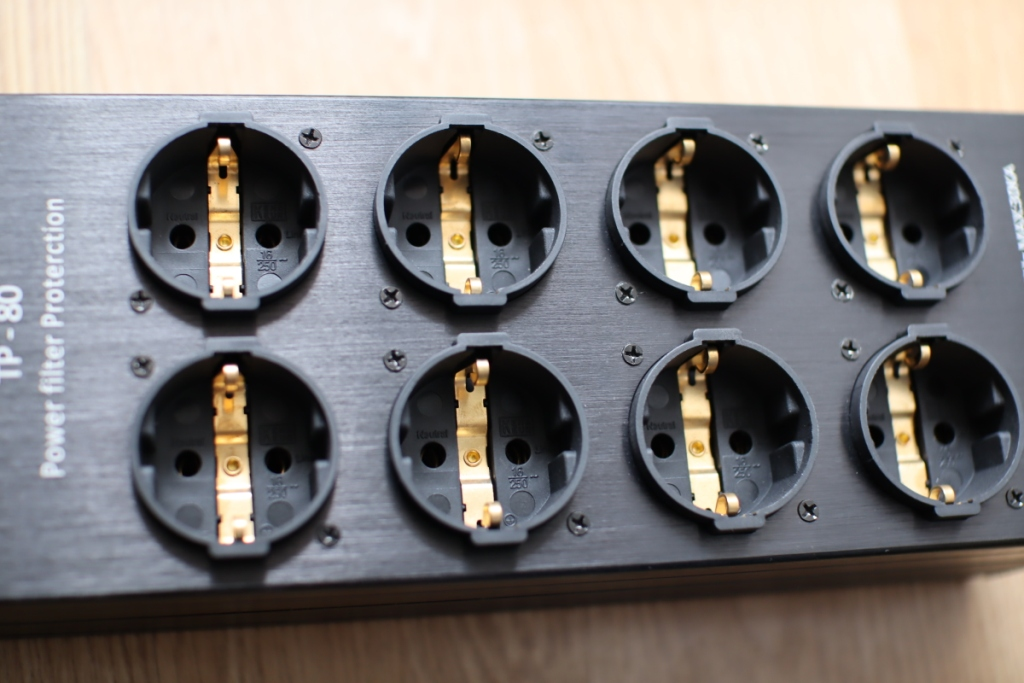 сетевой фильтр для аудио техники Pawalle