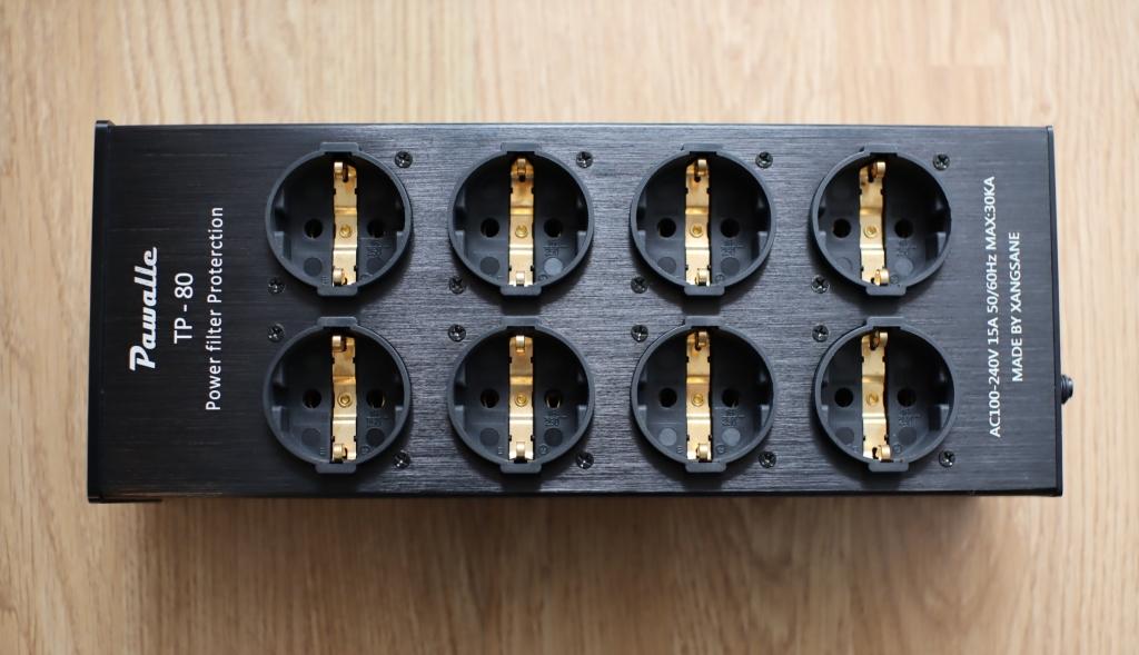 сетевой фильтр для аудио техники