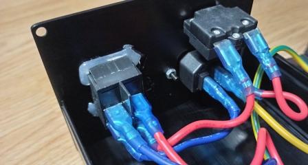 сетевой фильтр для звуковой техники что внутри