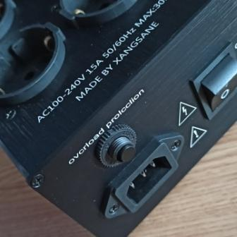 сетевой фильтр для звуковой техники