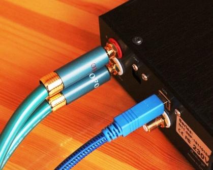 мFurutech GT2 USB подключение