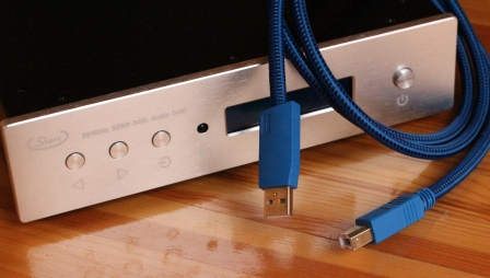 Furutech GT2 USB +ЦАП Ustars
