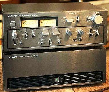 Sony TA-N7B + sony_ta_f7b