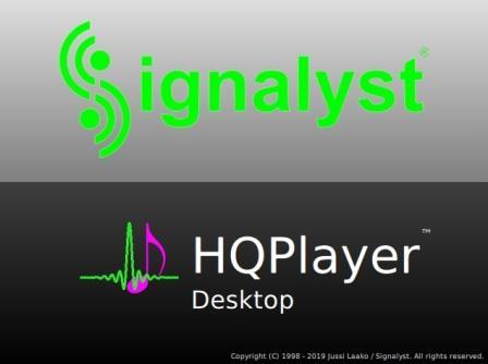 HQPlayer запуск