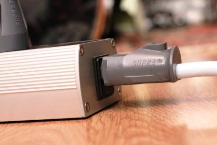 Сетевой кабель Supra LoRad CS-EU (3x2.5) цена