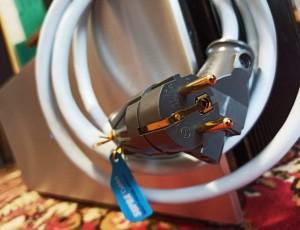 силовой кабель Супра + референсный усилитель