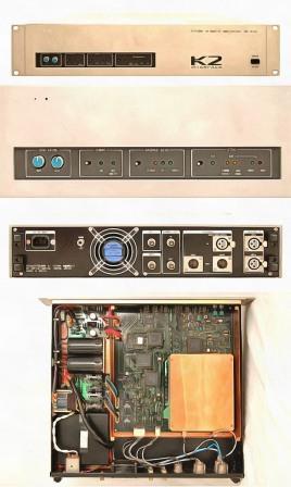 K2 конвертор