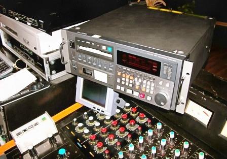 Master Disc Recorder Sony PCM-9000