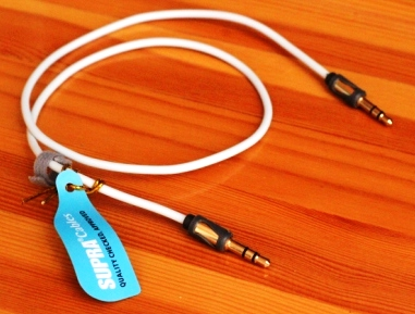 supra mp-cable 3.5 mm stereo кабель