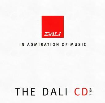 Тестовые диски Dali