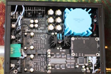 ЦАП Audio gd R2R11 внутри
