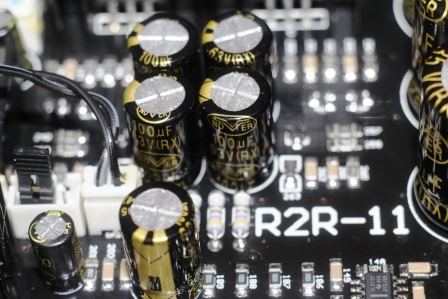 ЦАП Audio gd R2R11 обзор