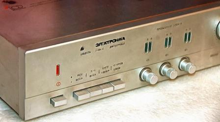 Электроника У-104 Стерео