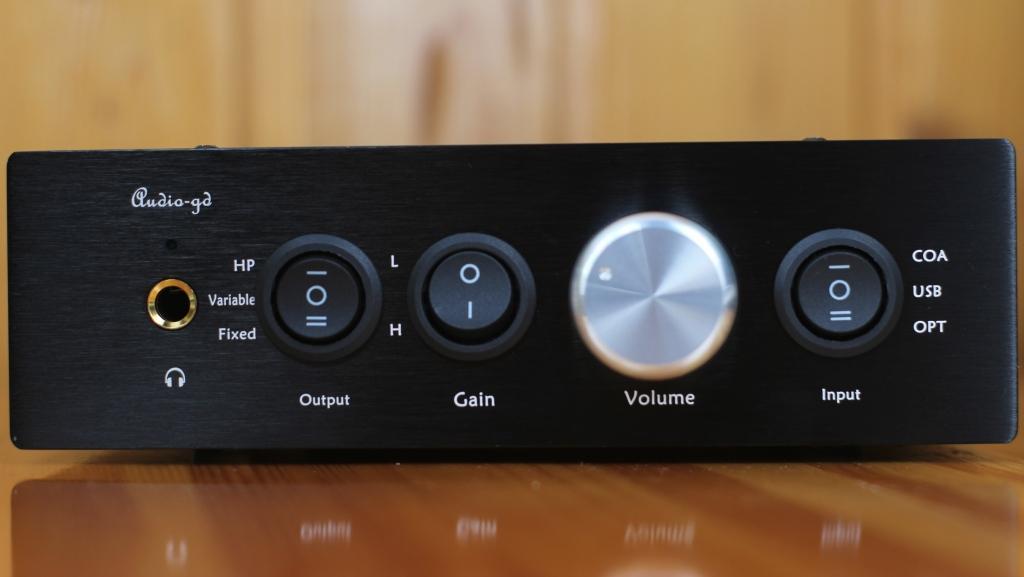 внешний ЦАП Audio GD R2R 11