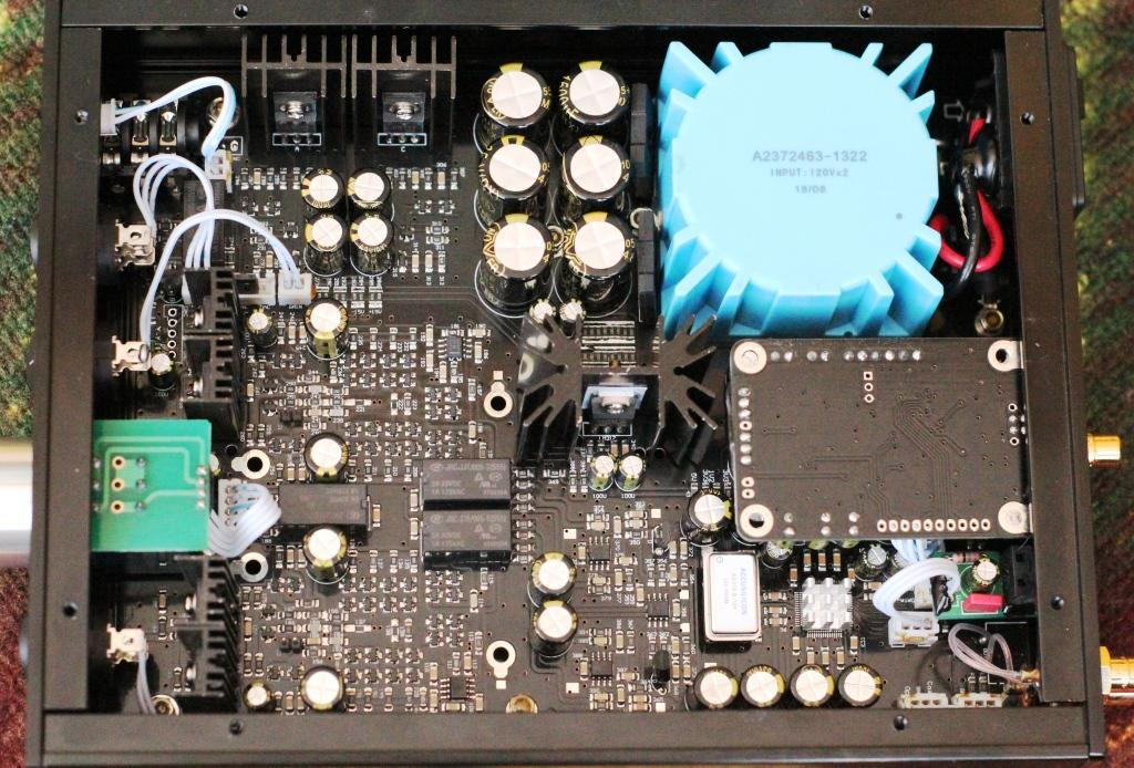 цап Audio GD NFB 11.38 Performance Edition Accusilicon